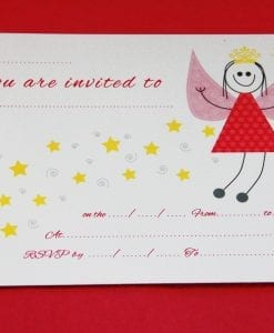 Fairy Party Invitation