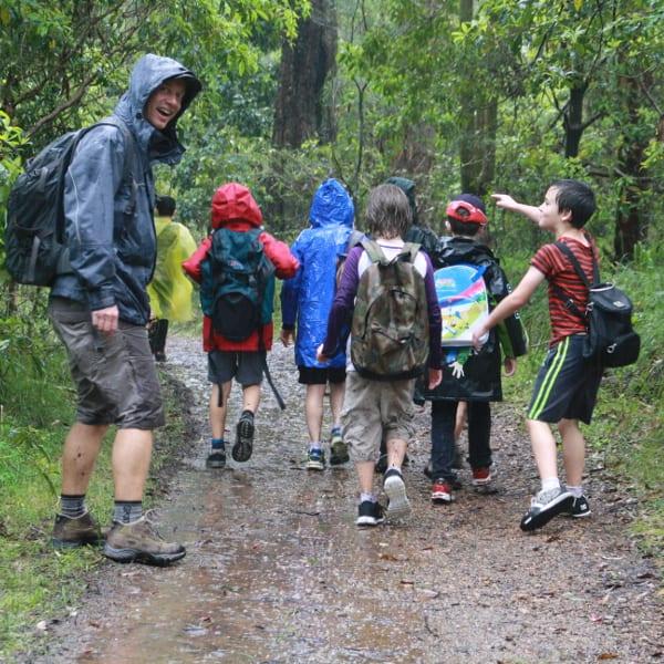 Our bushwalking adventure