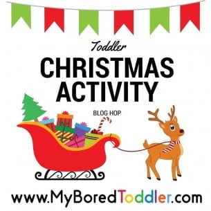 Toddler Christmas Activity Blog Hop 2015