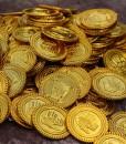 Pirate Gold Coin Treasure