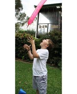 Rocket Balloon Game