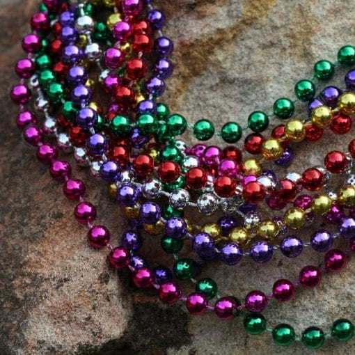Coloured Bead Necklaces
