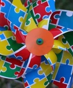 Jigsaw Carnival Windmill