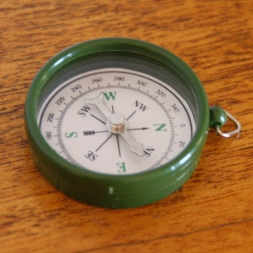 Basic Pocket Compass