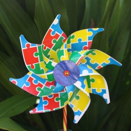 Jigsaw Windmill