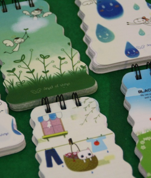 Assorted Notepads