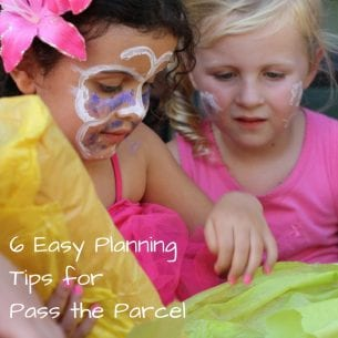 6 Easy Planning Tips for Pass the Parcel
