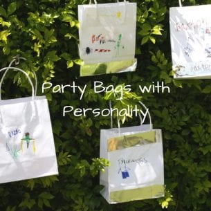 Party Bags with Personality