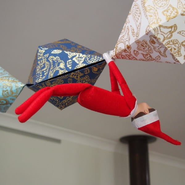 High Places for Elf on the Shelf