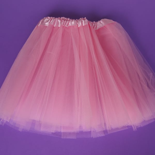 5af97f9f46 Girls pink tutu skirt is made from soft tulle. Measures 30cm - Ideal for  toddlers