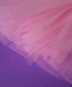 Girls pink tutu tulle skirt is lovely and soft. Measures 30cm - Ideal for toddlers & girls who love to dress up for a fairy or princess themed birthday party.