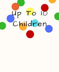 Up To 10 Children