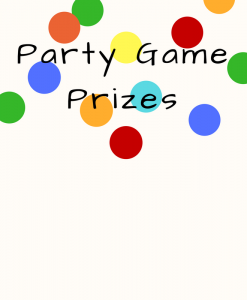 Party Game Prizes