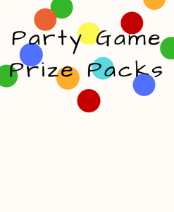 Party Game Prize Packs