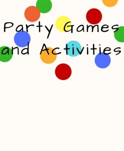 Party Games & Activities