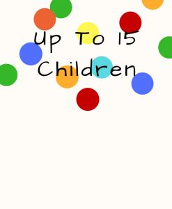 Up To 15 Children